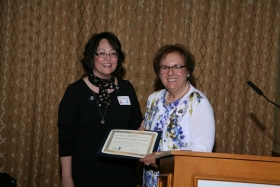 Margaret Kaufman recognition